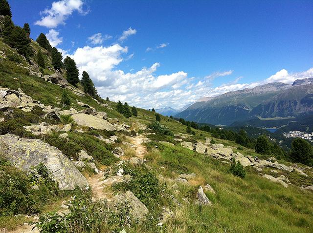 TrailSt. Moritz